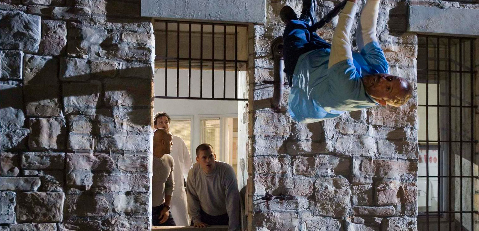 Prison Break 1x21 Go