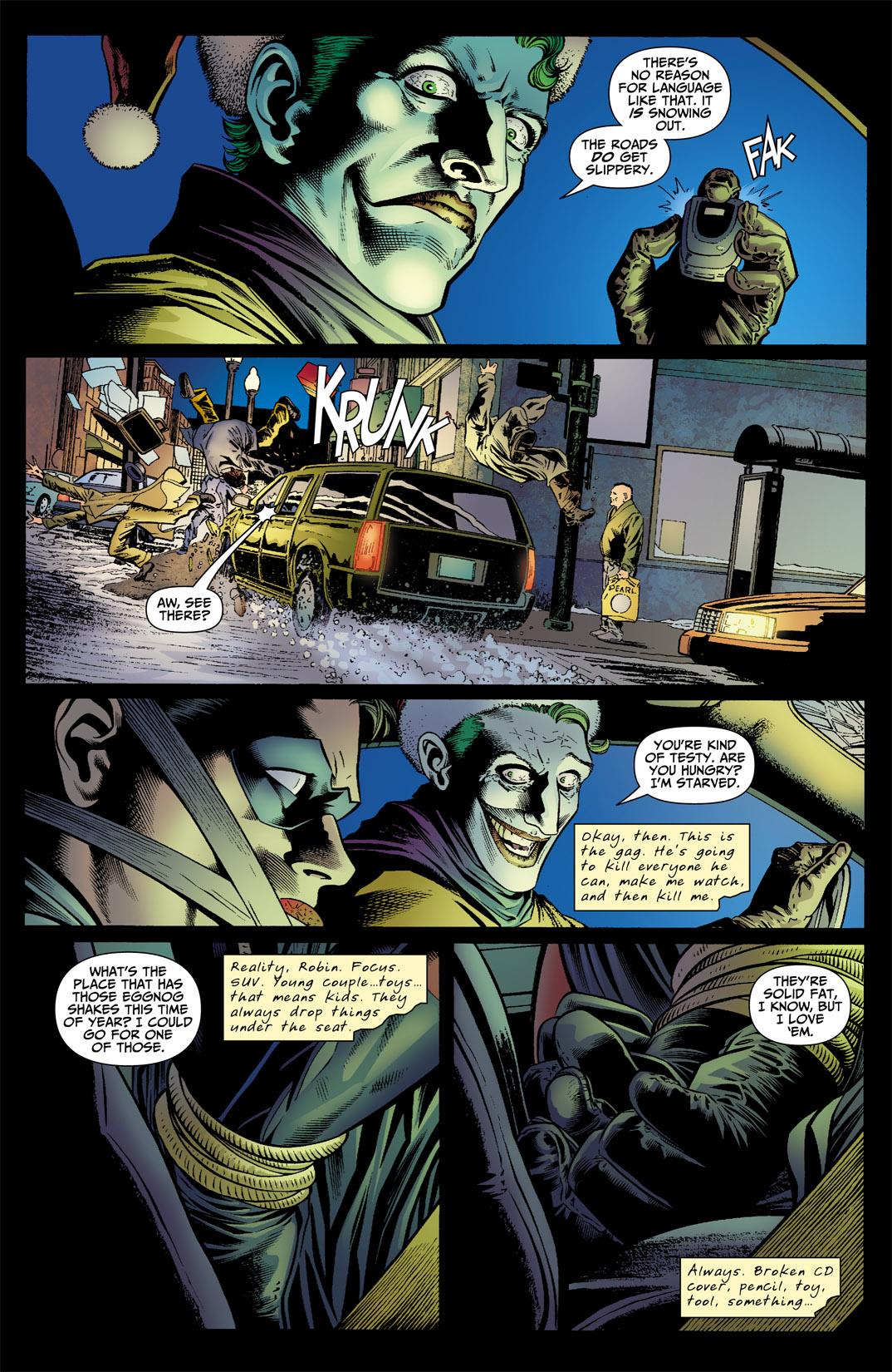 Detective Comics (1937) 826 Page 12