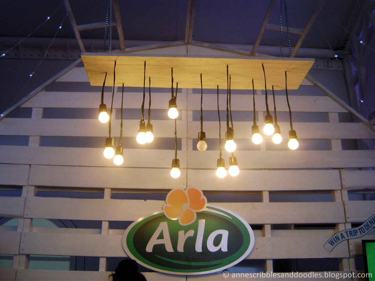 Blogapalooza Horizons 2016: Arla | Anne's Scribbles and Doodles