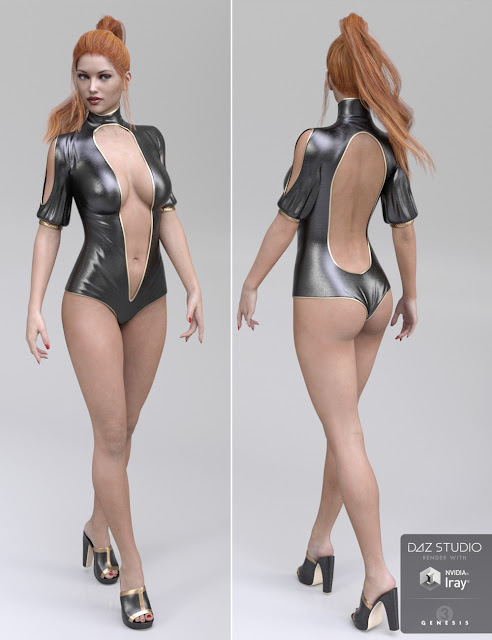 Charisma Outfit for Genesis 3 Female