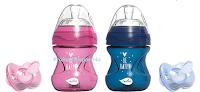 Logo Vinci gratis 31 Kit Cool Nuvita Baby composti da Biberon e succhietti