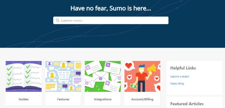 dukungan sumo