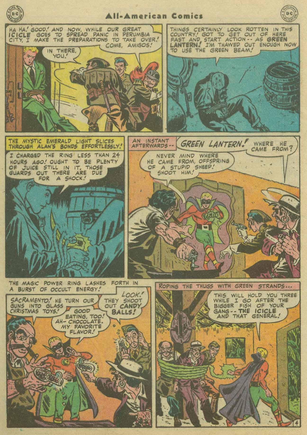 Read online All-American Comics (1939) comic -  Issue #92 - 6