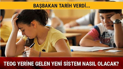 Teog Yerine Proje Okul Sınavı