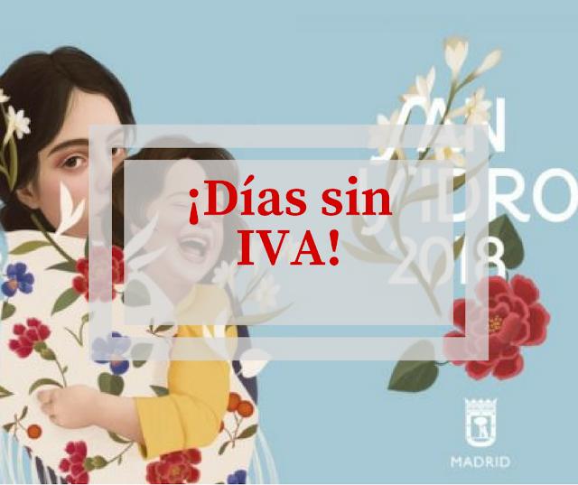 ¡Lunes y Martes días sin IVA en La Tertulia!