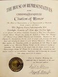 US Govt Honors Eri King, Declares Sept 23 2018 as His Majesty Eze Chukwuemeka Eri Day in Lexington