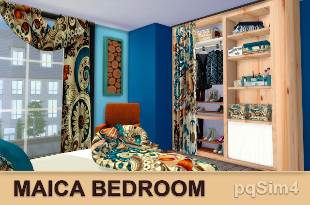 Detalle dormitorio Maica 17