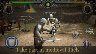 Game Android Terbaru Knights Fight: Medieval Arena v1.0.7 Apk (Mod Money)