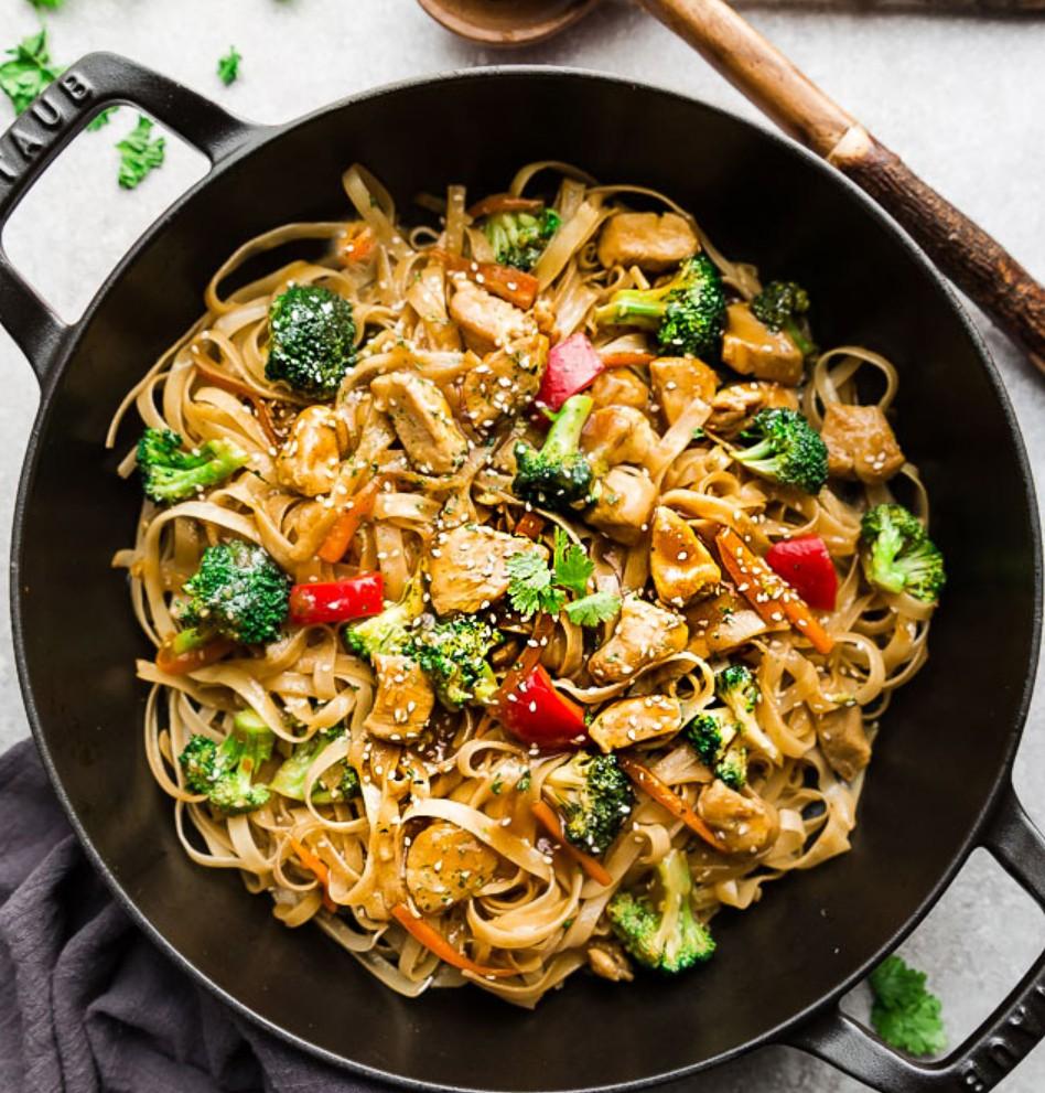 peoria chicken noodle dinner - 874×699