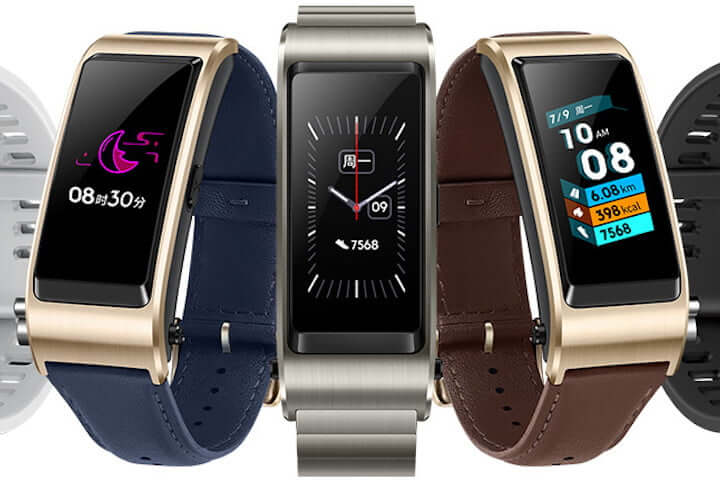 Huawei TalkBand B5 and Panoramic Camera launched