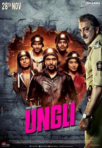 Ungli (2014) Movie Poster No. 1