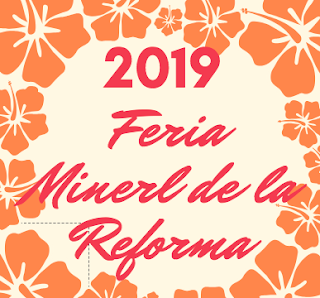 feria mineral de la reforma 2019