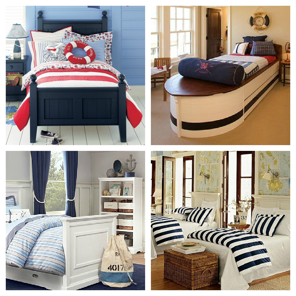 Pe Nautical Bedrooms For Boys