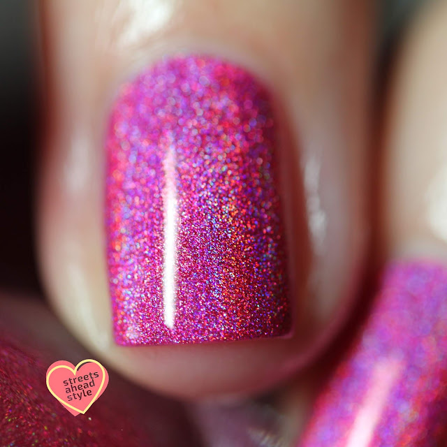 KBShimmer Wander-ful World swatch by Streets Ahead Style