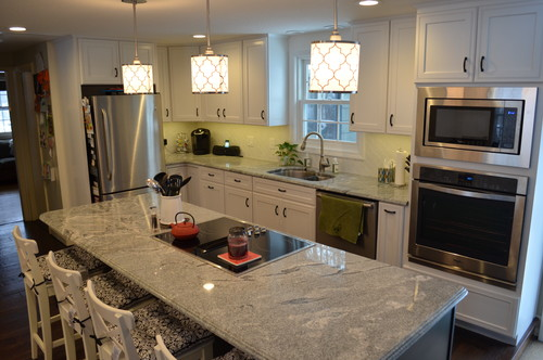Rosa Sardo Beta Granite Countertops