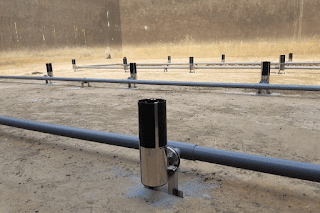 Pemasangan Air Diffuser