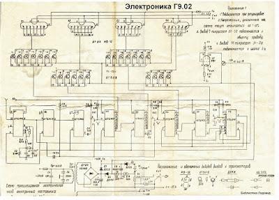 РадиоКот: Часы на газоразрядных индикаторах ИН-12Б