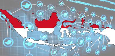 Kebanyakan Warga Indonesia Gunakan Internet untuk apa