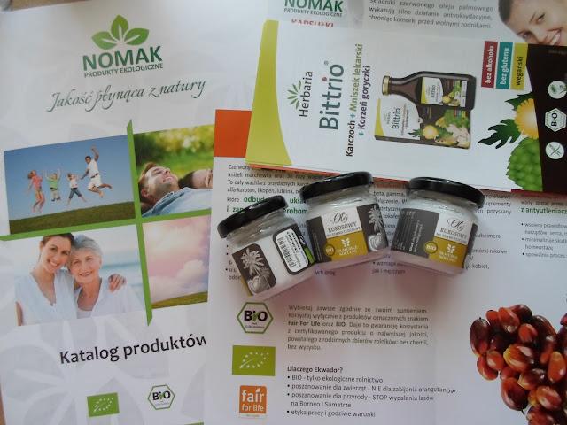 Do czego używam Bio Oleju Kokosowego firmy Nomak?