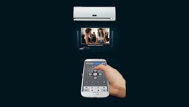 تحكم بأي جهاز يشتغل بالريموت كنترول في المنزل بواسطة هاتفك !! رائع جيداااا !!
