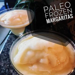 Paleo Frozen Margaritas