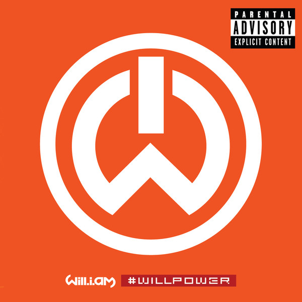 will.i.am - #willpower (Deluxe Edition)   Cover