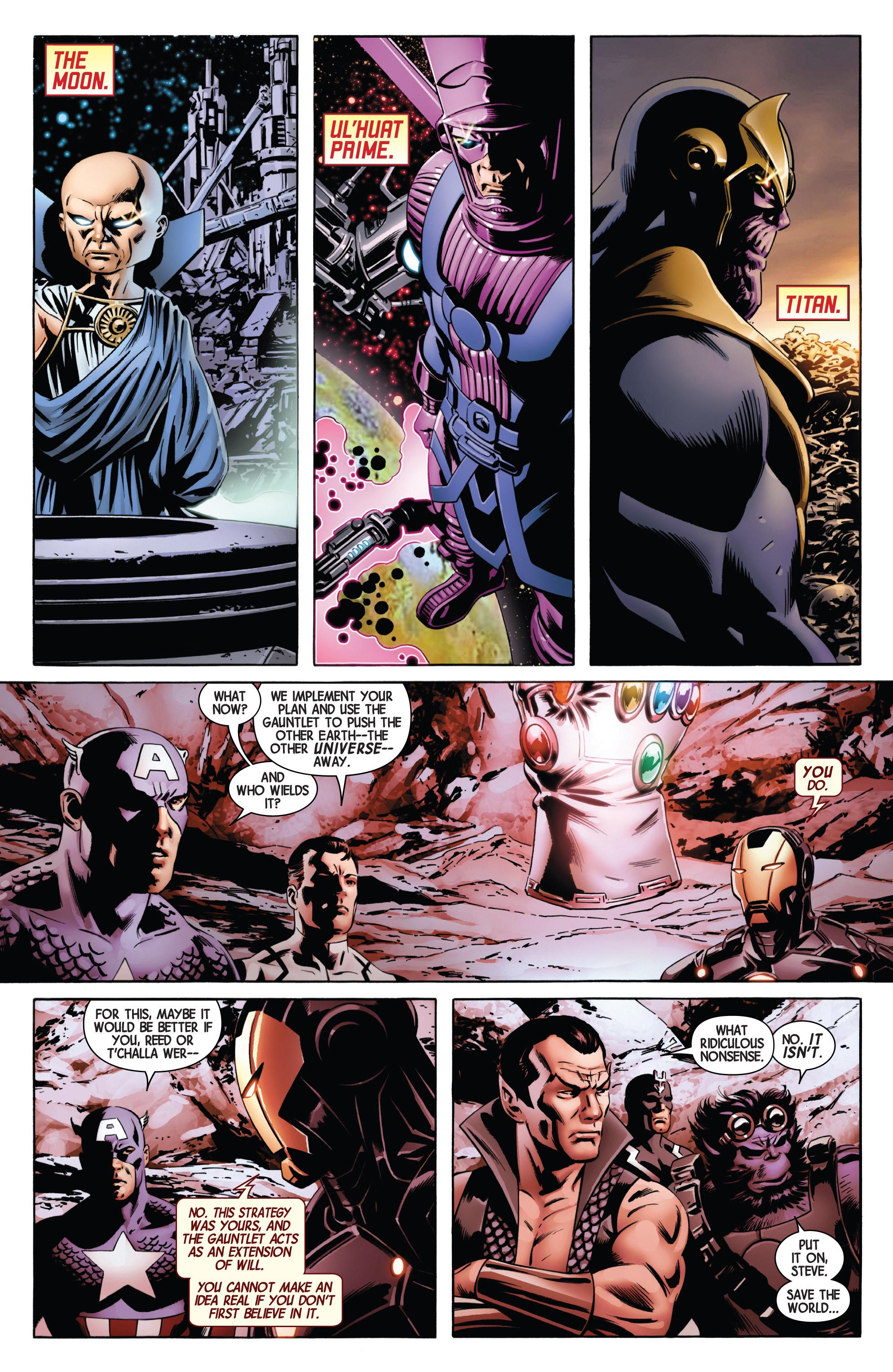 Read online Secret Wars Prelude comic -  Issue # Full - 238