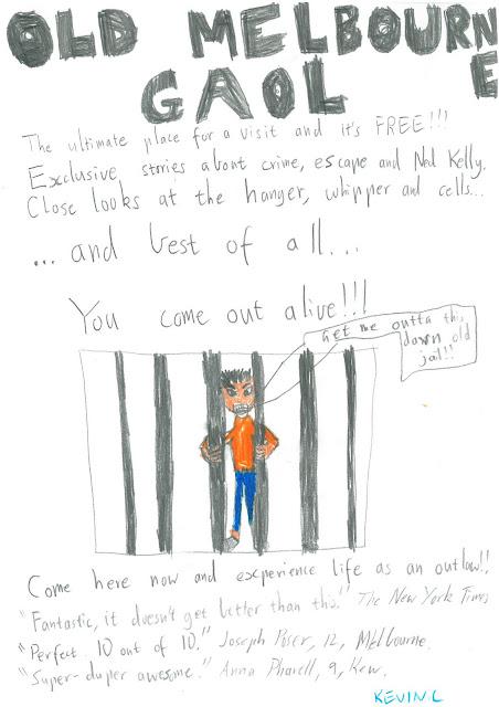 The 2A Super Stars: The Old Melbourne Gaol