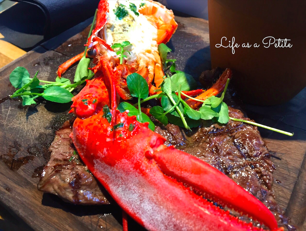 The Fable - Steak, lobster Review by Life as a Petite