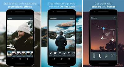 5 Aplikasi Edit Foto Terbaik Di Android dan iOS