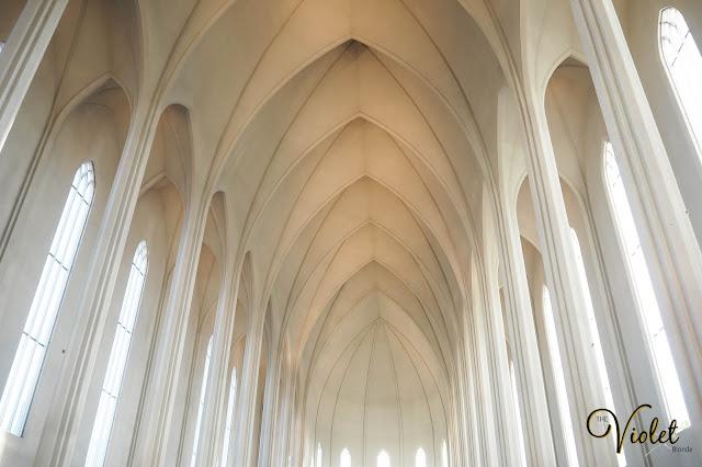 Hallgrímskirkja Church, Iceland