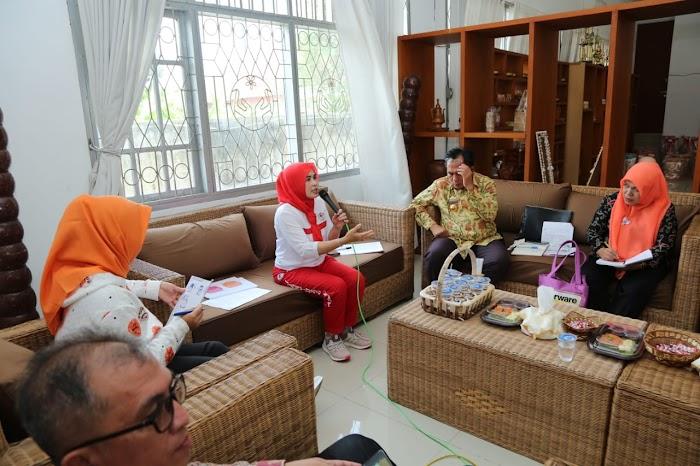 Dekranasda Lamsel Gelar Rapat Koordinasi Guna Percepat Kemajuan Kerajinan di Daerah.