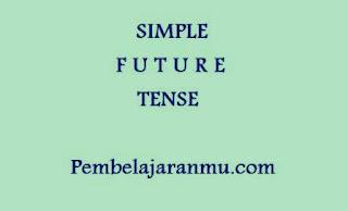 Simple Future Tense (Penggunaan, Keterangan Waktu dan Susunan Kalimatnya )