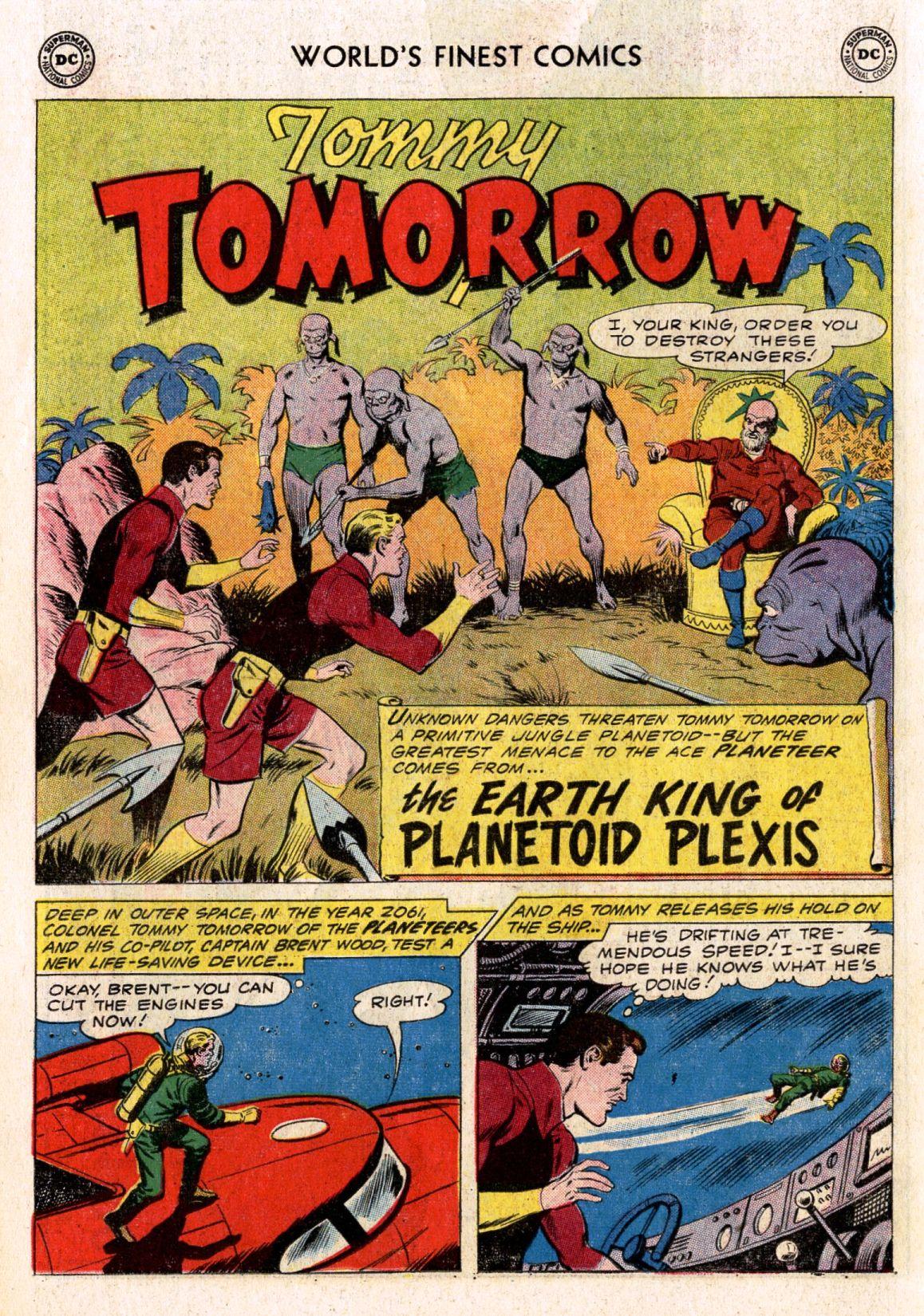 Read online World's Finest Comics comic -  Issue #119 - 18