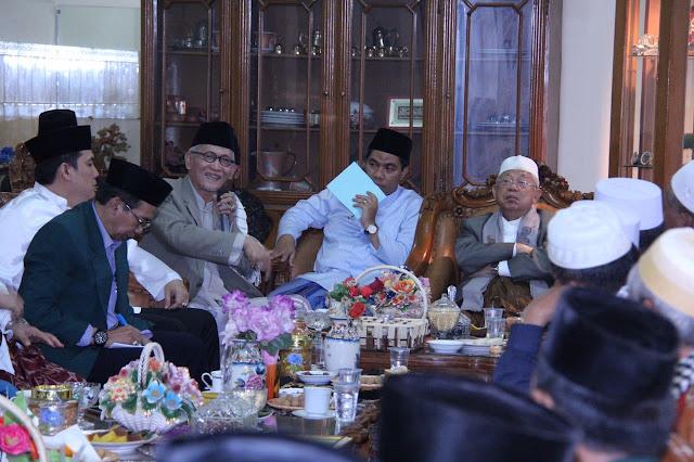 Ini 9 Rekomendasi Hasil Silaturahim Rais Aam PBNU dengan Ulama NU se Banten