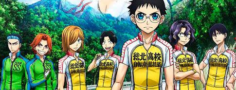 Yowamushi Pedal tendrá cuarta temporada en 2018