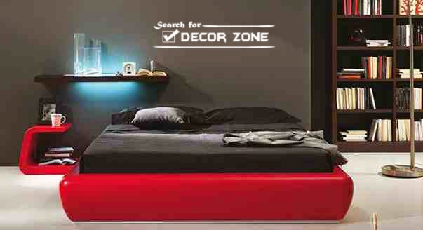 Modern Italian Bedroom Furniture Designs And Features  T