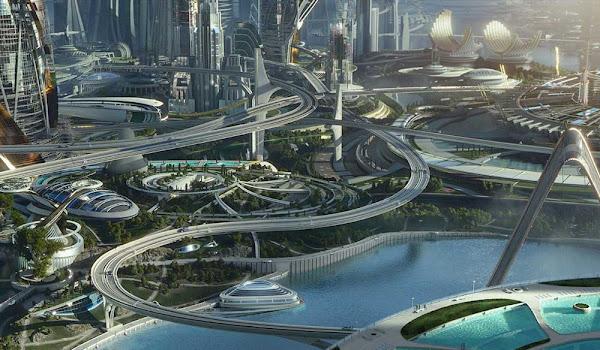 Geleceğin Şehirleri Nasıl Olacak? Fotoğraflar
