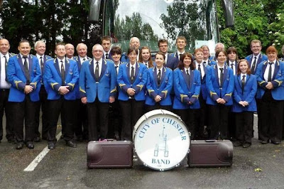 Image result for city of chester band