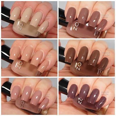 Zoya Naturel (3) Collection