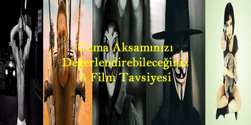 5 Film Tavsiyesi