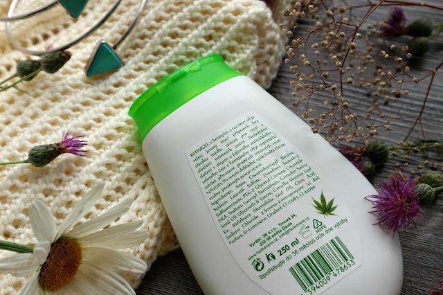 Herbavera Гель для интимной гигиены с конопляным маслом