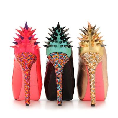 fotos de Zapatos de Fiesta para Quinceañeras