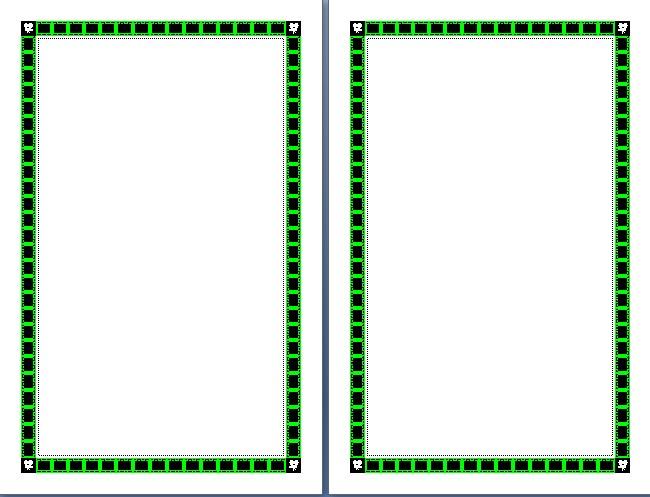 Cara Membuat Bingkai Halaman di Microsoft Word 2007