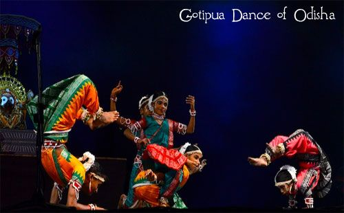 Rare and disappearing Dance forms of India With States