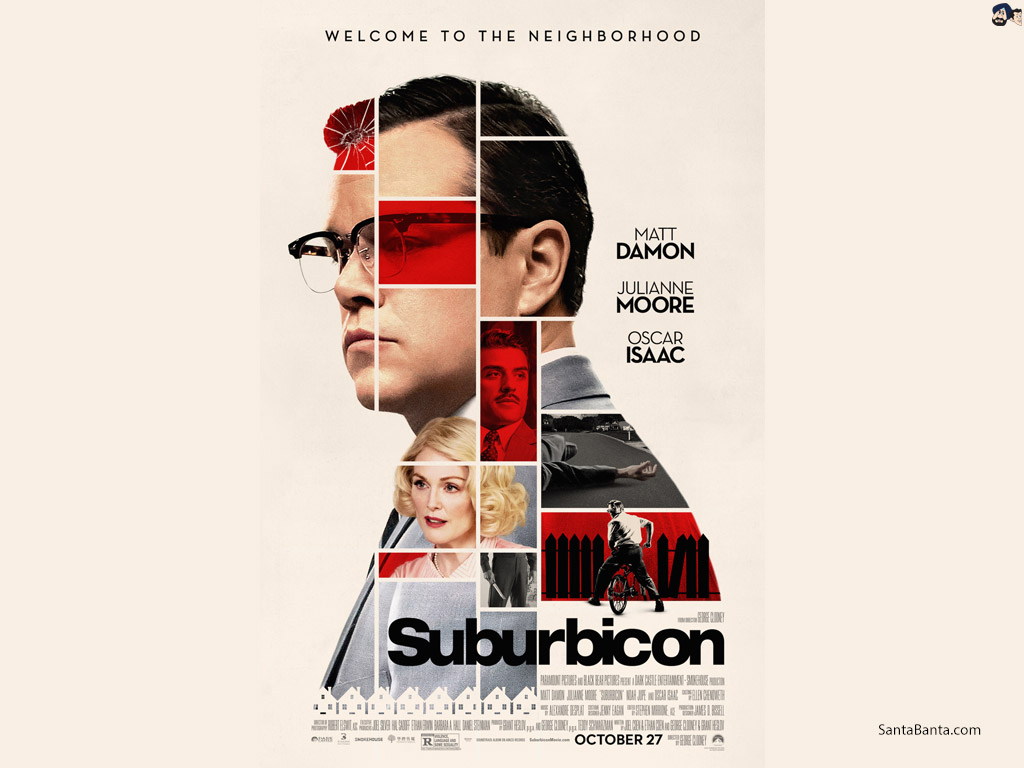 Movie review mom suburbicon is a messy disappointment suburbicon is a messy disappointment fandeluxe Image collections