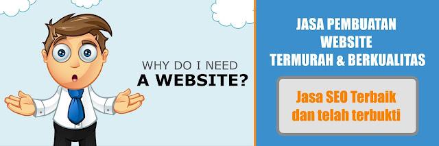 jasa website Bekasi