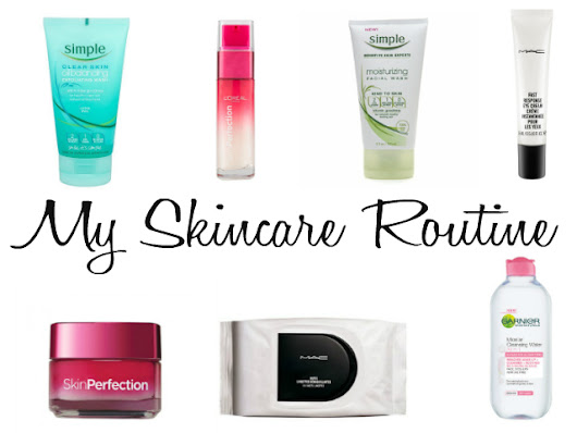 ROUTINE || SKINCARE - MORNING & EVENING