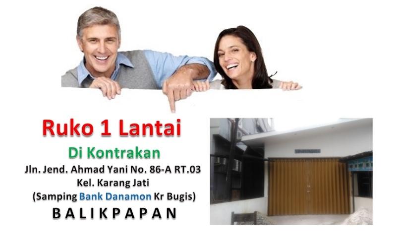 Ruko_DiBalikpapan_DiKontrakan