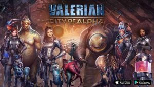 Valerian City of Alpha Mod Apk Terbaru Full Version v1.2.1